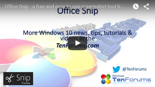 Snip Video